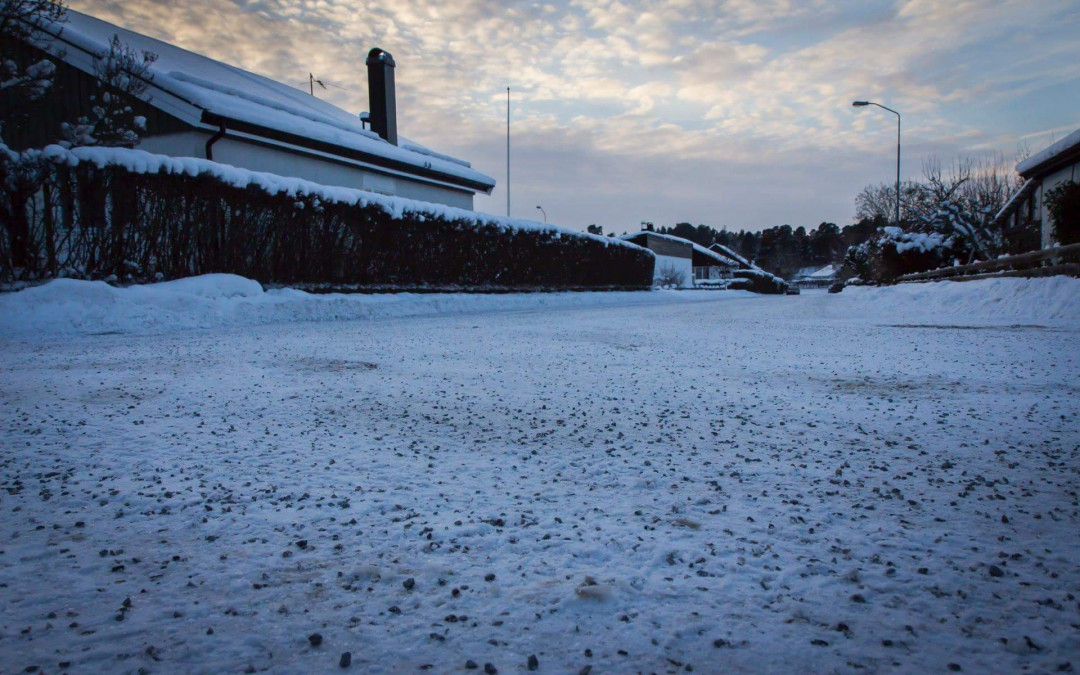 Snösäsongen 2016 är igång