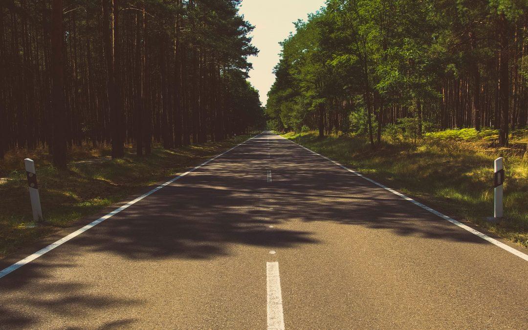 Asfaltering mån-fre nästa vecka – bilfritt önskas 06:30-17:00 på mellanvägen